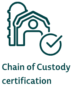 Chain of Custody icon