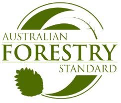 australian forestry standard logo
