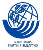 earth summit logo